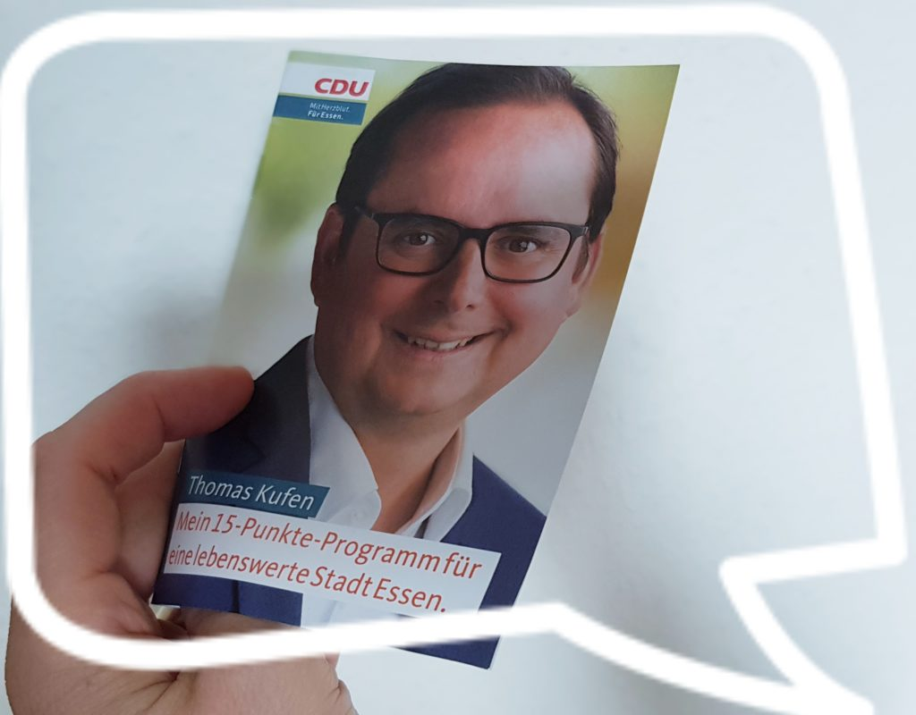 CDU Wahlprogramm